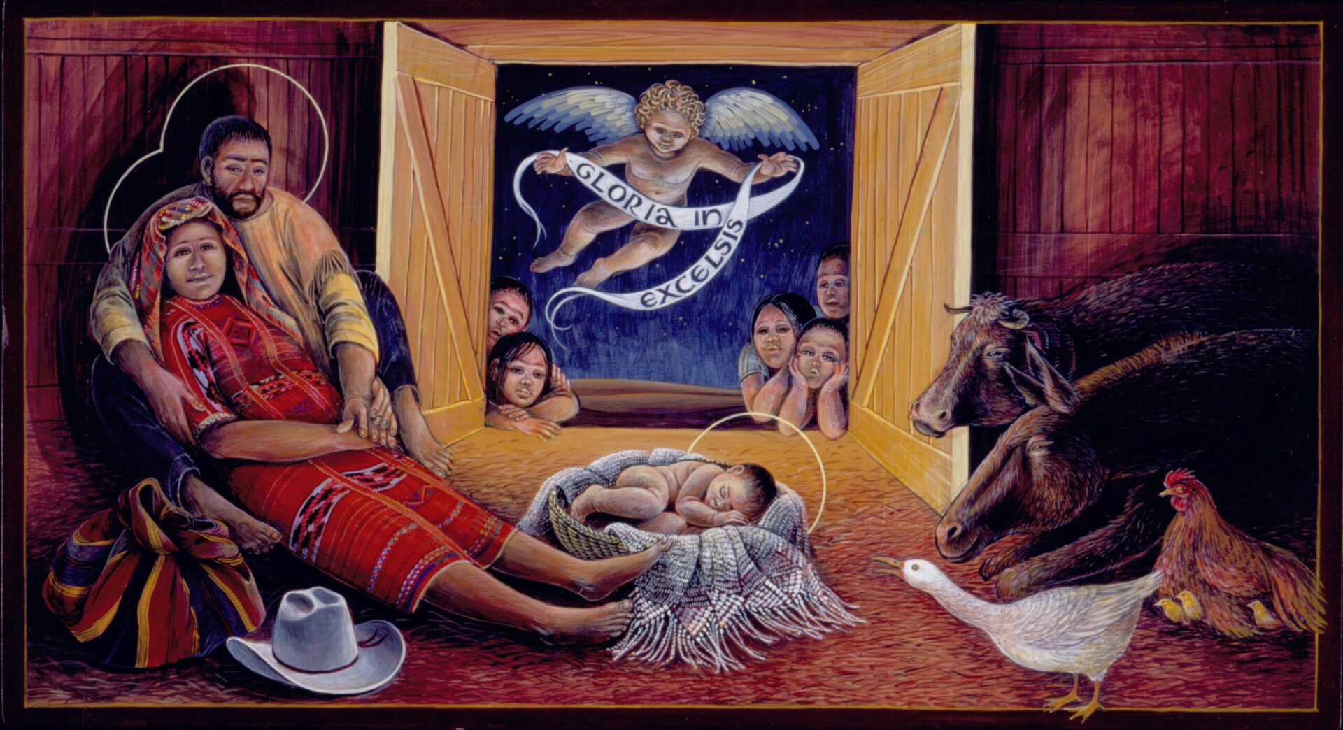 Guatemalen Nativity